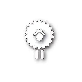 Poppystamps - Simple Sheep