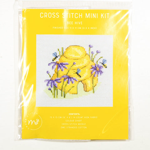 DMC Cross Stitch Kit - Bee Hive