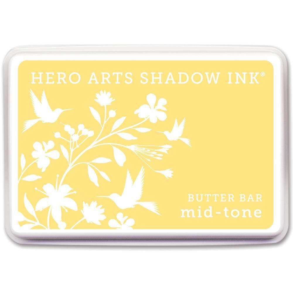 Hero Arts Midtone Shadow Ink Pad - Butter Bar