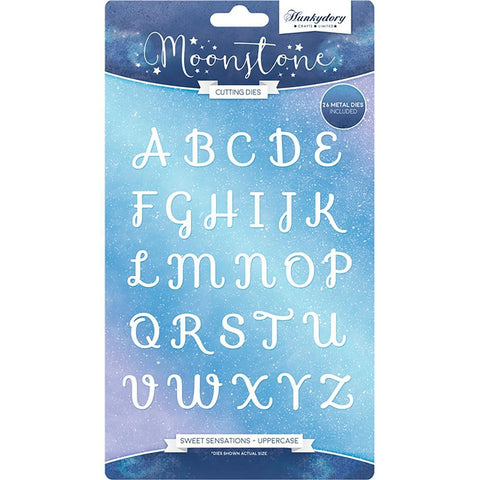 Hunkydory Moonstone Dies - Sweet Sensations - Uppercase