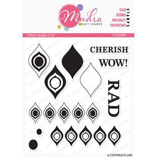Mudra Stamps - Pattern Builder