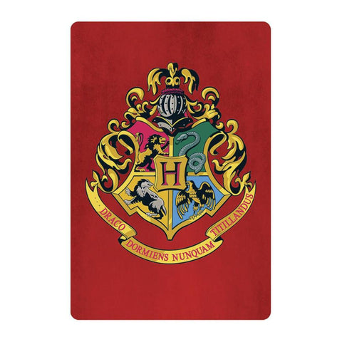 Paper House - Harry Potter Mini Notebook - Hogwarts Crest.