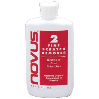 Misti Cleaner - Novus 2 Fine Scratch Remover 2 Oz