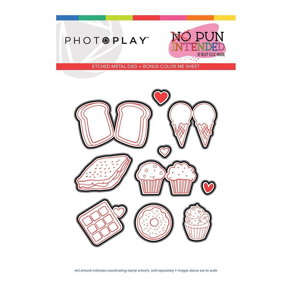Photoplay - Etched Dies - Sweets, No Pun Intended