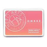 Hero Arts Ombre Ink Pad Light To Dark Peach