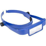 Optisight Magnifying Visor - Royal Blue