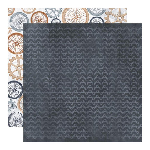 Kaisercraft - Double-Sided Cardstock 12inX12in - Gallant