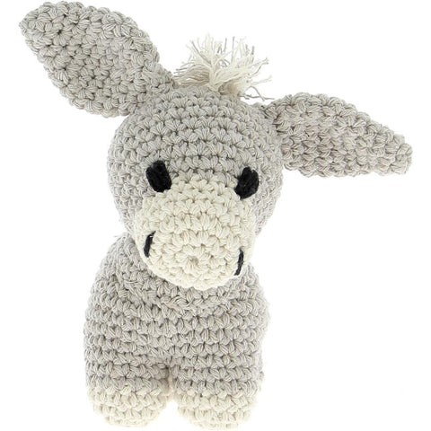 Hoooked - Donkey Joe Yarn Kit with Eco Brabante Yarn - Biscuit