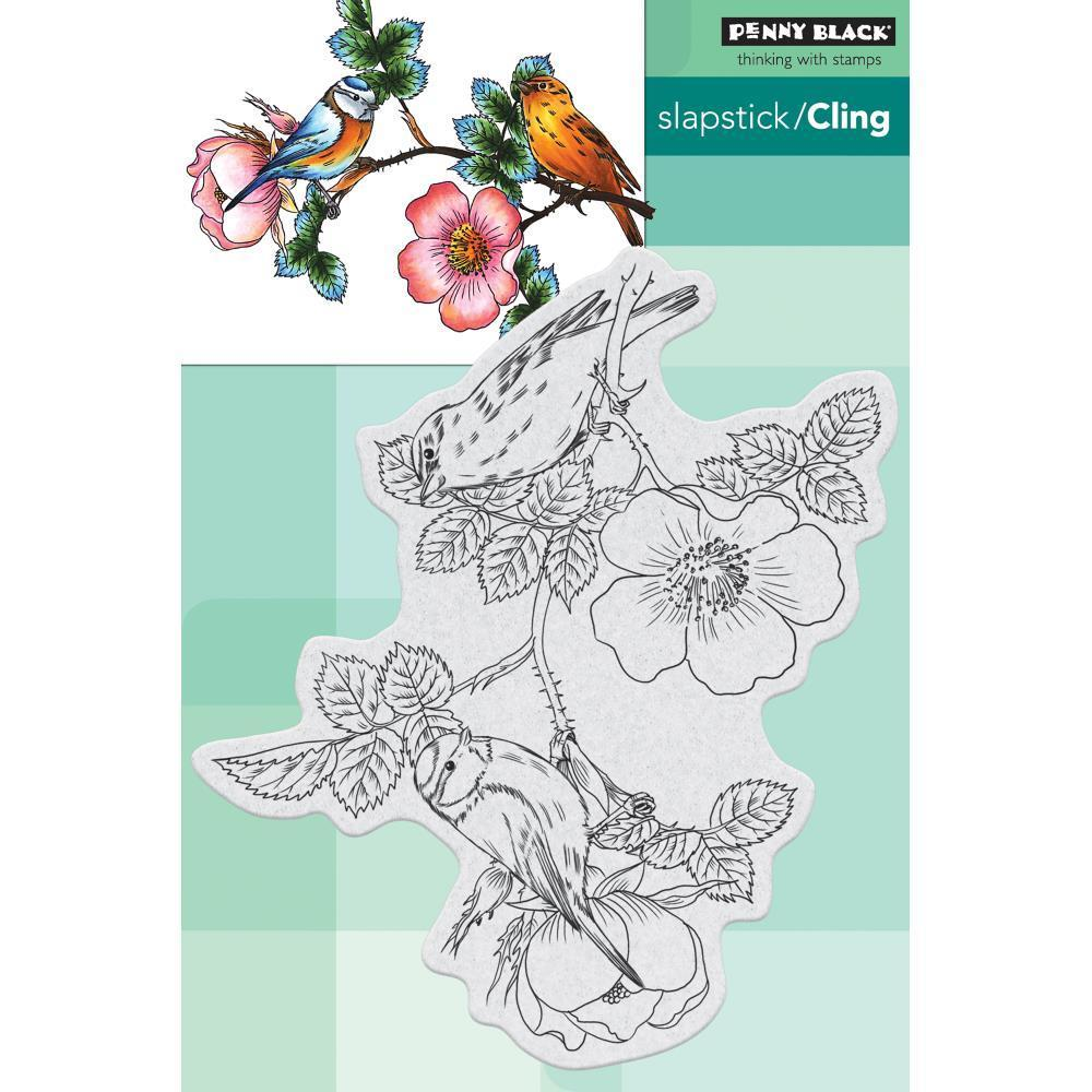 Penny Black Clear Stamps - Melody Makers