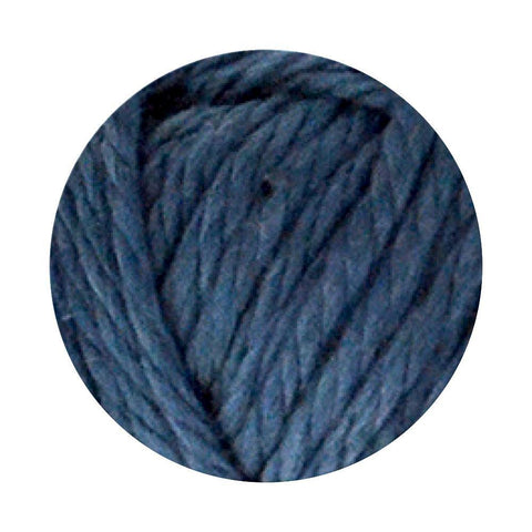 Poppy Crafts Heartfelt Heritage 16 Ply Acrylic Yarn 142g - Heather Blue