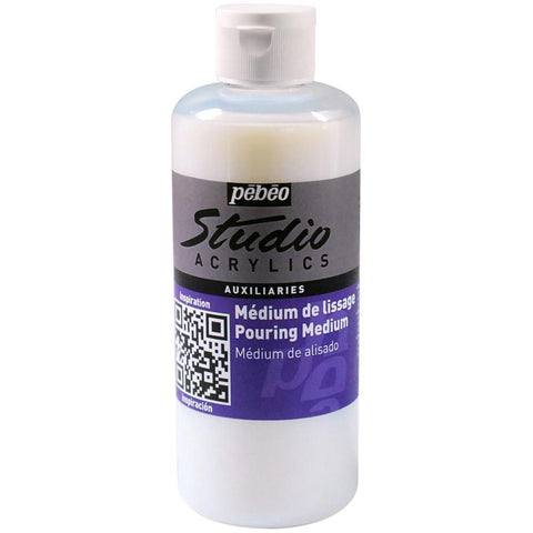 Studio Acrylics Pouring Medium 500ml