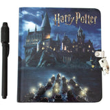 Paper House - Harry Potter - Hogwarts At Night Invisible Ink Diary