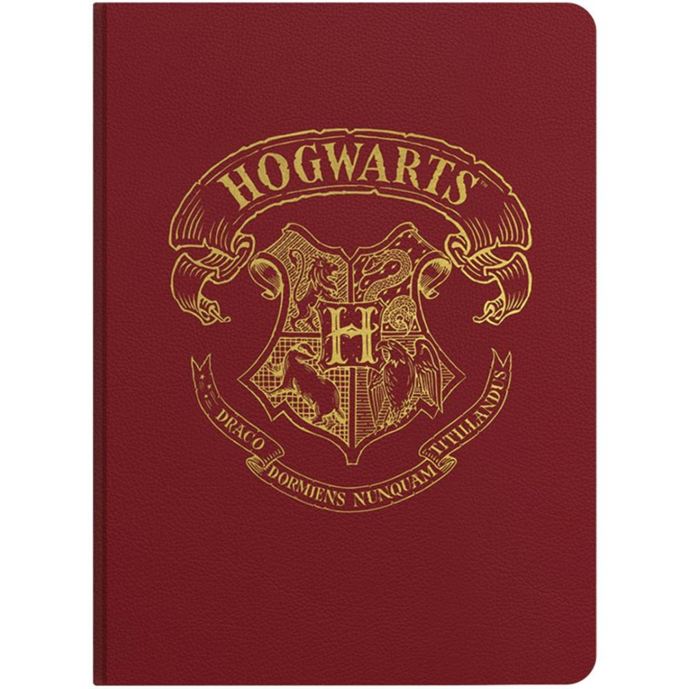 Paper House - Harry Potter Hogwarts Crest Softcover Journal