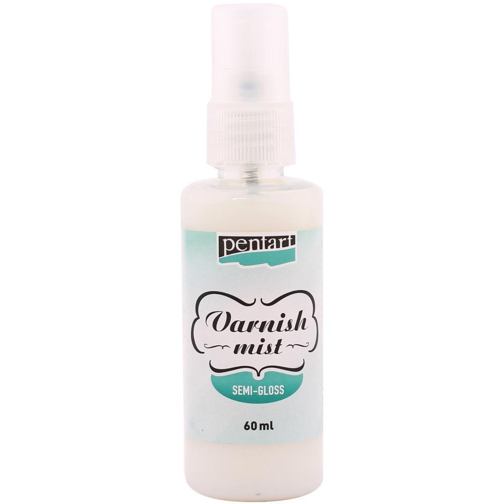 Pentart - Varnish Mist 60ml Semi-Gloss
