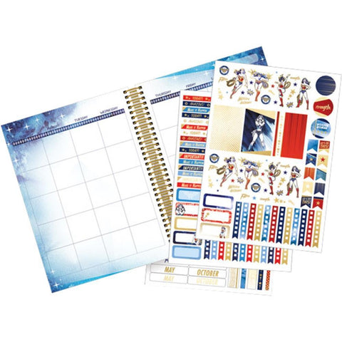 Paper House - Wonder Woman 18-Month Planner