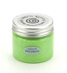 Phill Martin Cosmic Shimmer Sparkle Texture Paste - Lime