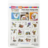Stampendous House Mouse Mini Clear Stamp Set - Everyday