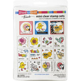 Stampendous Mini Clear Stamp Set - Whimsical