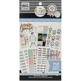 Happy Planner Sticker Value Pack - Digital Detox, 713 pack