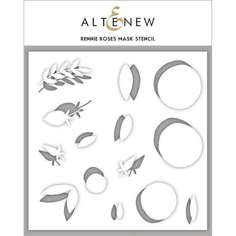 Altenew - Rennie Roses Mask Stencil