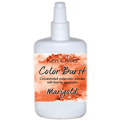 Ken Oliver Color Burst Powder - Marigold