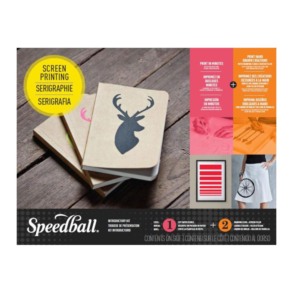 Speedball Art - Introductory Screen Printing Kit
