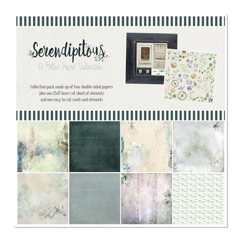49 and Market - 12 x 12 inch Collection Pack - Serendipitous