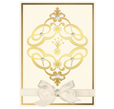 Spellbinders Amazing Grace - Glimmer Hot Foil Plate - Marquise Diamond Suite