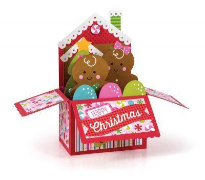 Lawn Cuts Custom Craft Die - Gingerbread Friends