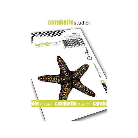 Carabelle Studio Cling Stamp Small By Alexi - Starfish