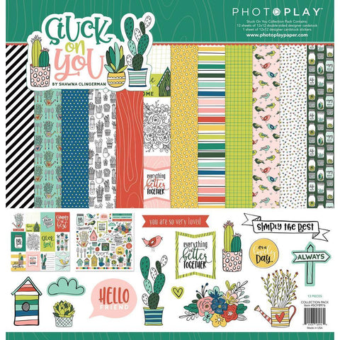 PhotoPlay - Collection Pack 12x12 inch - Stuck On You