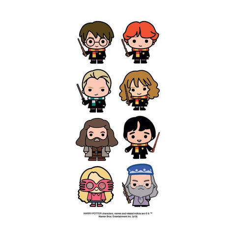 Paper House - Harry Potter - Chibi Stickers