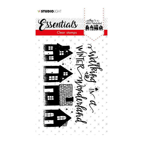 Studio Light - Essentials A7 Stamps, Nr. 393