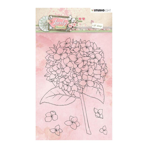 Studio Light - A6 Clear Stamp - Lovely Moments NR. 389