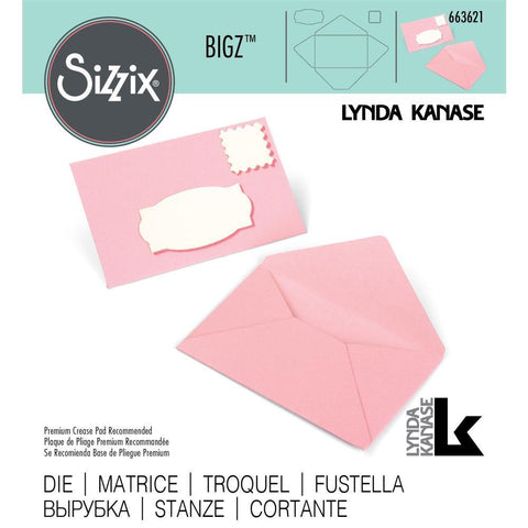 Sizzix - Bigz Die - Mini Envelope