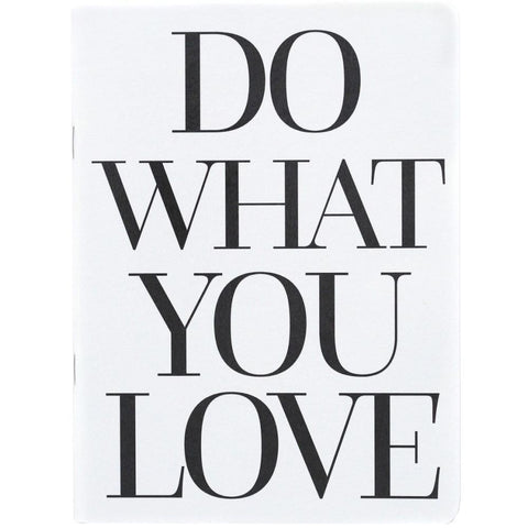 Teresa Collins Designer Notebook 6 inch X8 inch - Do What You Love