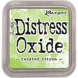 Tim Holtz Distress Oxides Ink Pad - Twisted Citron