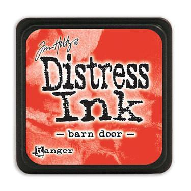Tim Holtz Distress Mini Ink Pads Barn Door