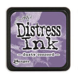 Tim Holtz Distress Mini Ink Pads - Dusty Concord