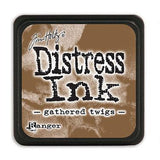 Tim Holtz Distress Mini Ink Pads - Gathered Twigs