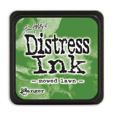 Ranger Tim Holtz Distress Mini Ink Pad - Mowed Lawn
