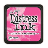Tim Holtz Distress Mini Ink Pads Picked Raspberry