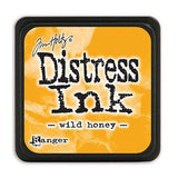 Ranger Tim Holtz Distress Mini Ink Pad - Wild Honey