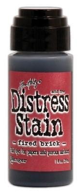 Ranger - Tim Holtz - Distress Stain - Fired Brick
