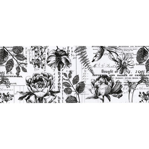 Tim Holtz - Idea-Ology Collage Paper 6yds - Botanical
