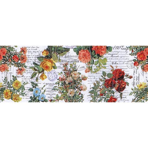 Tim Holtz - Idea-Ology Collage Paper 6yds - Floral