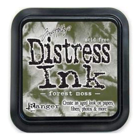 Tim Holtz Distress Ink Pads - Forest Moss