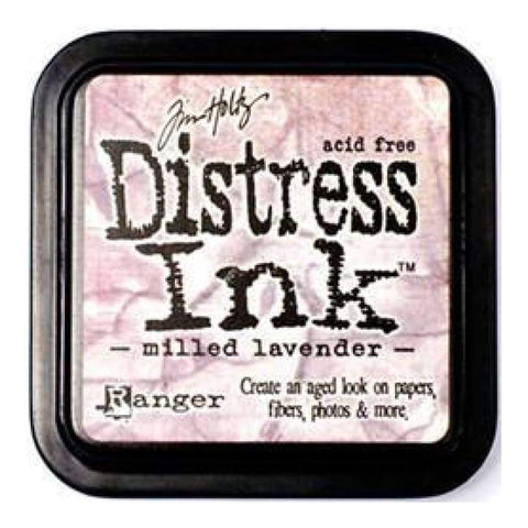 Tim Holtz Distress Ink Pads - Milled Lavendar