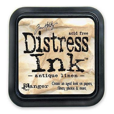 Ranger -Tim Holtz Distress Ink Pad - Antique Linen