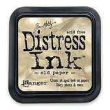 Tim Holtz Distress Ink Pads - Old Paper